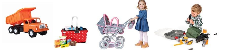 Kočiare a postieľky, stoličky pre bábiky